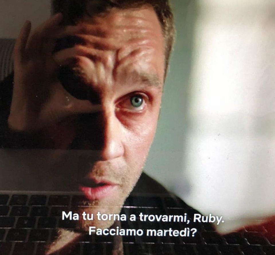 Un errore di traduzione nei sottotitoli Netflix di Somewhere Between